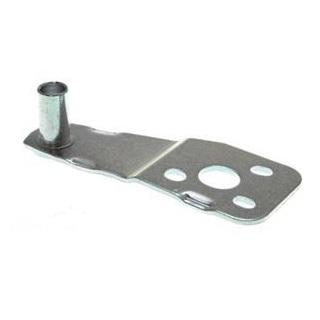 Hinge | Left hand upper hinge | Part No:CNRAE140540