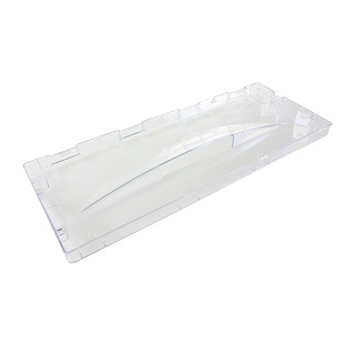 Flap   Freezer Flap or Drawer Front - Due to the amount of errors ordering shelves and drawers, we would recommend you get in touch with the full model number and serial number to make sure you are ordering the correct part   Part No:C00086389