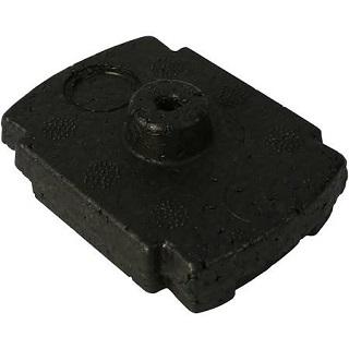 Float | Tumble Dryer Float Now Black | Part No:C00378635