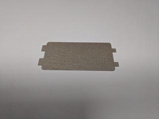 Waveguide | Mica Plate | Part No:C00387475