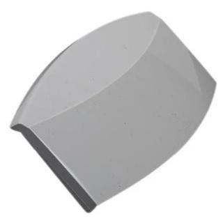 Handle | White Porthole Door Handle | Part No:1325486007