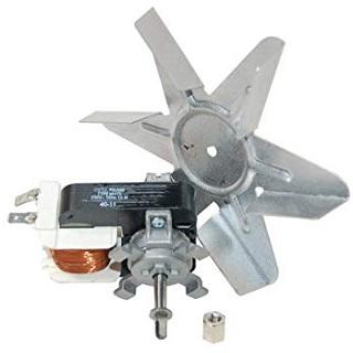 Motor | Fan Motor With Blade | Part No:C00310972