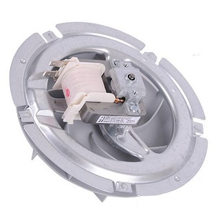 Motor | Motor With Fan Cooling | Part No:3304887049