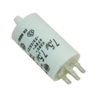 Capacitor | 7.5UF | Part No:CAP246