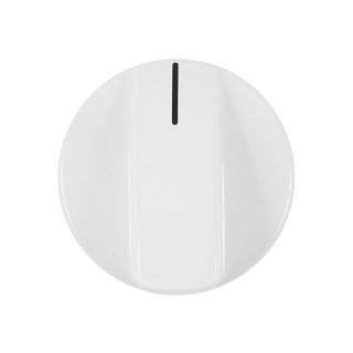 Knob   Timer Knob White   Part No:1256218007