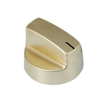 Knob   Silver Control Knob   Part No:07019138