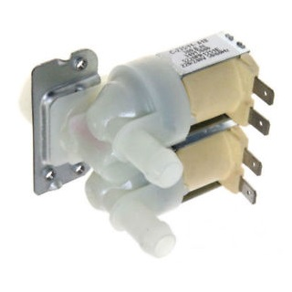 Valve | Double Solenoid Inlet Valve 180DEG With 12 Bore Outlets | Part No:VAL3634