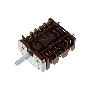 Switch   Selector Switch EGO 46.23866.505   Part No:163513001