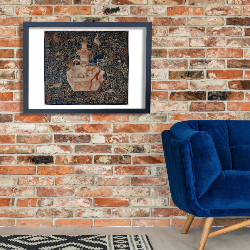Unknown - Tapestry Narcissus Wall Art Poster Print