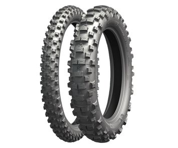 Michelin Enduro MEDIUM 140/80-18 + 90/90-21