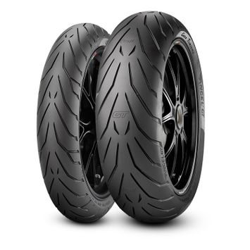 Pirelli Angel GT 150/70ZR17 + 110/80ZR18
