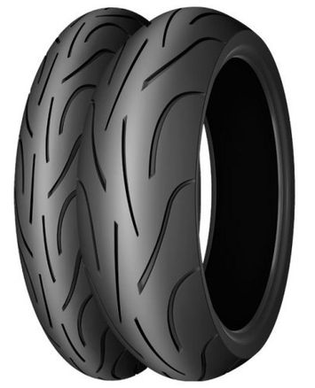 Michelin Pilot Power 2CT 180/55ZR17 + 120/70ZR17