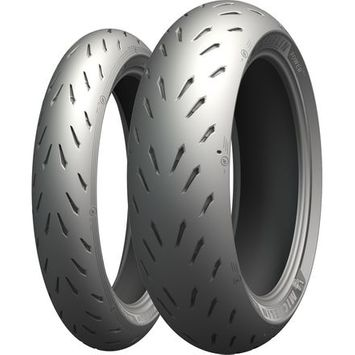 Michelin Power RS 190/55ZR17 + 120/70ZR17