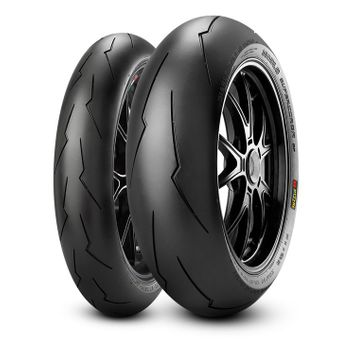 Pirelli Supercorsa SP V2 190/55ZR 17 + 120/70 ZR17