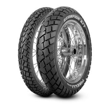Pirelli Scorpion MT 90 A/T 150/70-18 + 90/90-21