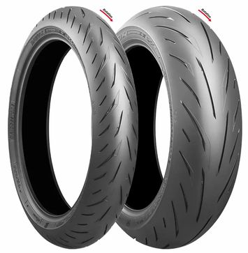 Bridgestone S22 Hypersport 160/60ZR17 + 120/70ZR17