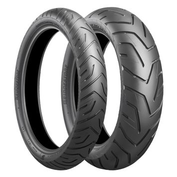 Bridgestone Battlax Adventure A41 170/60R17 + 120/70R19