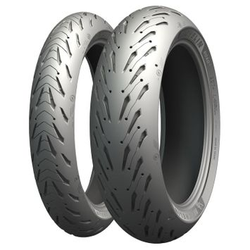 Michelin Pilot Road 5 120/70ZR17 + 160/60ZR17