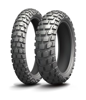 Michelin Anakee Wild 120/80-18 + 90/90-21