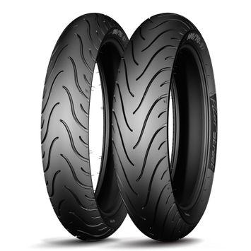 Michelin Pilot Street 130/70-17 + 110/70-17