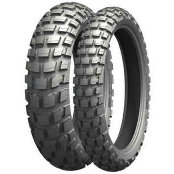 Michelin Anakee Wild DOT2017 170/60R17 + 120/70R19