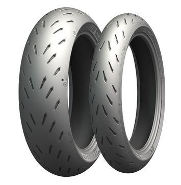 Michelin Power RS+ 200/55ZR17 + 120/70ZR17