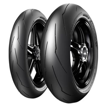 Pirelli Supercorsa SP V3 140/70ZR17 + 110/70ZR17