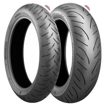 Bridgestone Battlax Scooter SC2 160/60R15 + 120/70R15