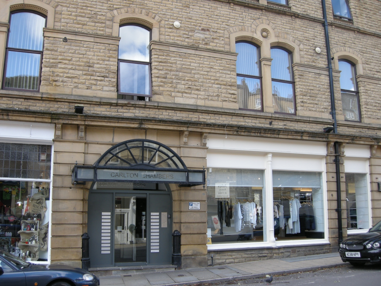 2 bedroom apartment flat/apartment Let Agreed in Hebden Bridge - Property photograph