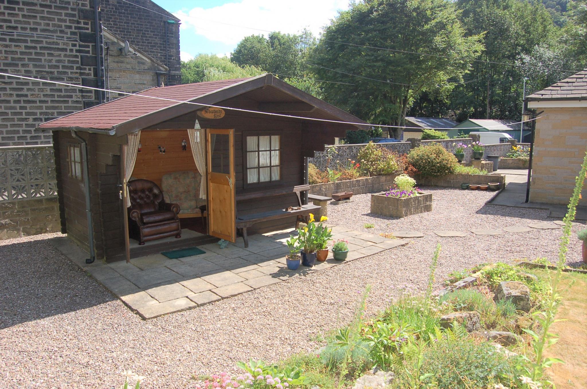 3 bedroom link detached bungalow For Sale in Hebden Bridge - Property photograph