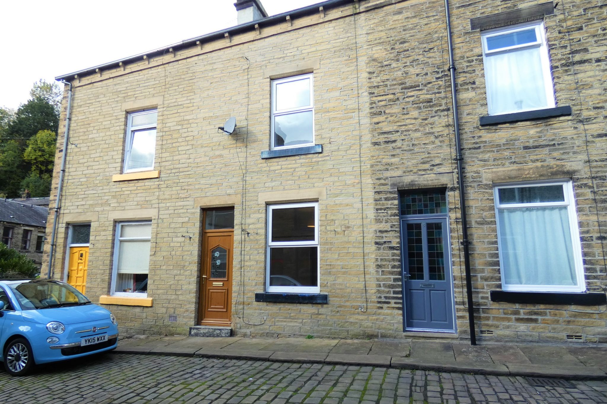 3 bedroom mid terraced house Let Agreed in Hebden Bridge - Property photograph