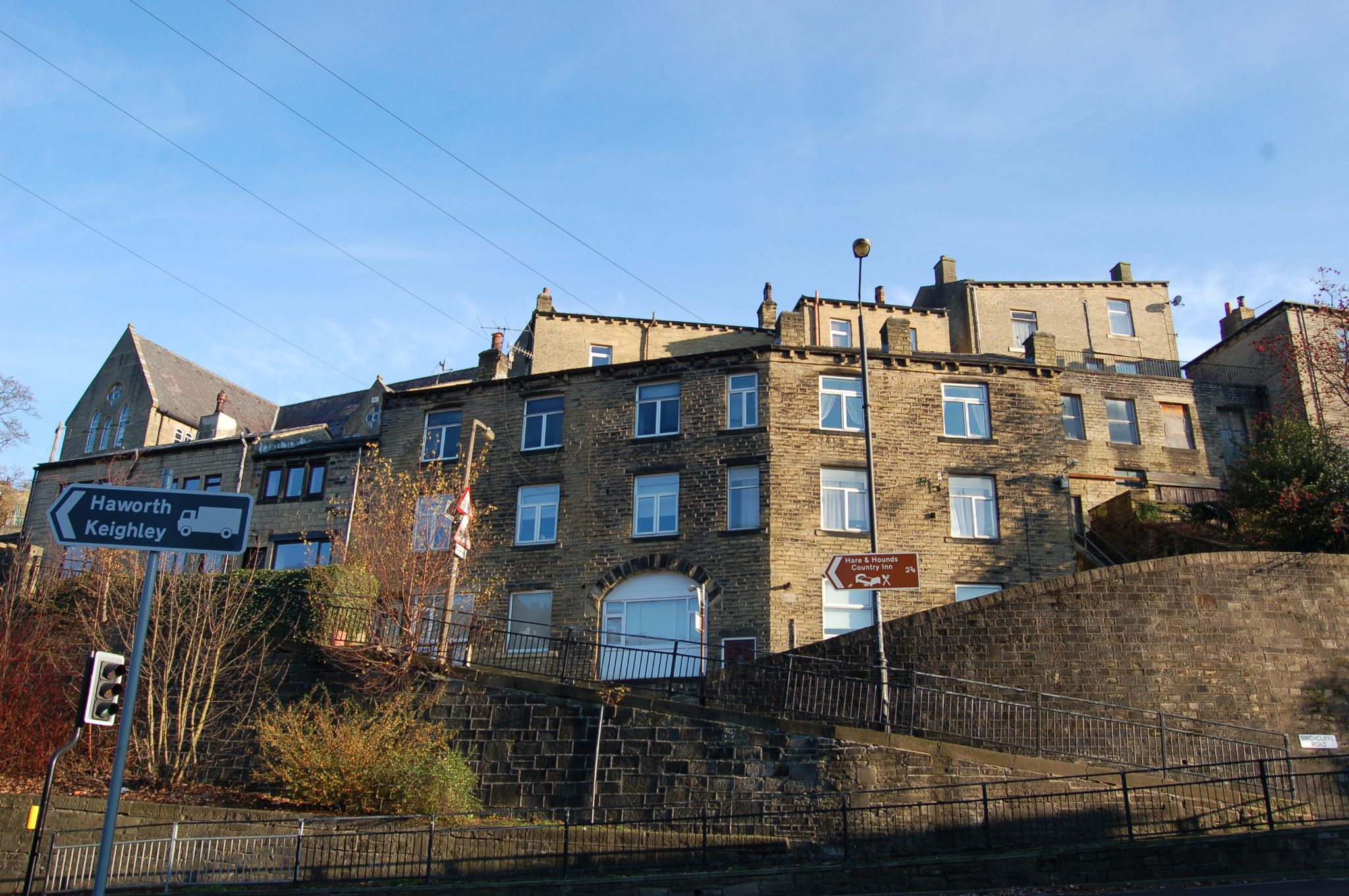 1 bedroom apartment flat/apartment To Let in Hebden Bridge - Property photograph