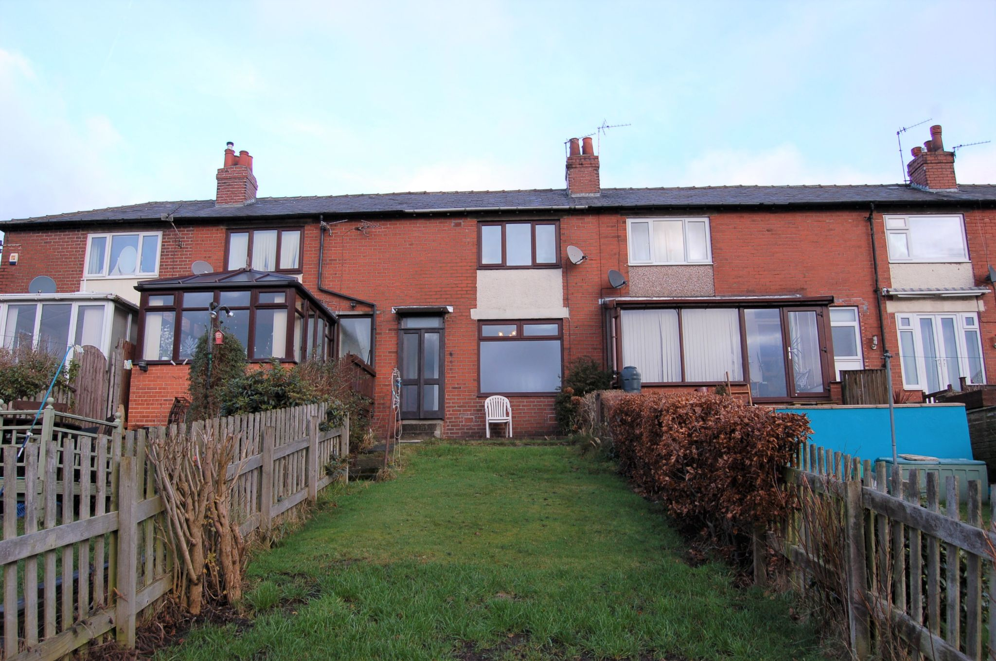 2 bedroom mid terraced house To Let in Luddendenfoot - Property photograph