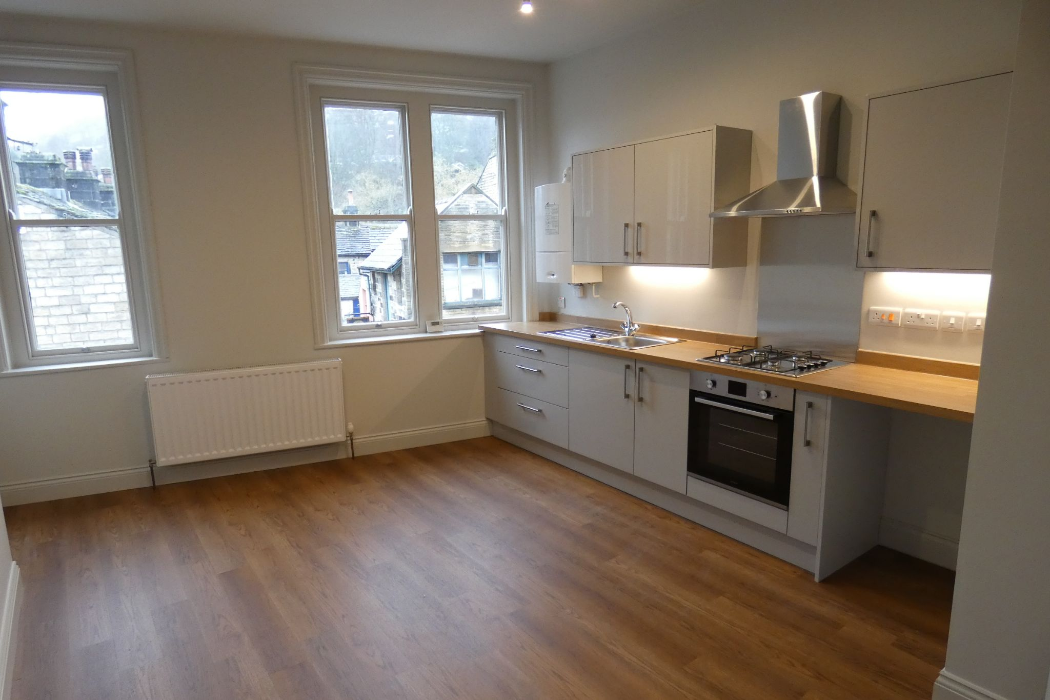 2 bedroom apartment flat/apartment To Let in Hebden Bridge - Property photograph