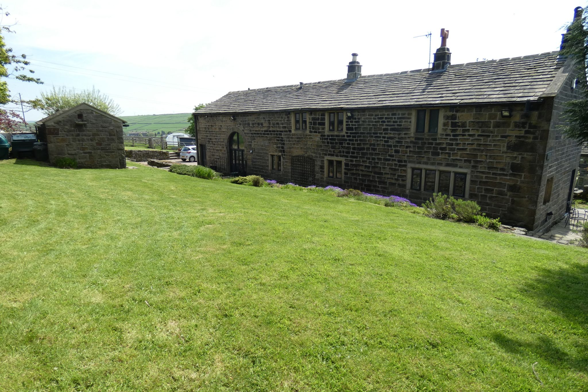 5 bedroom detached house For Sale in Hebden Bridge - Property photograph