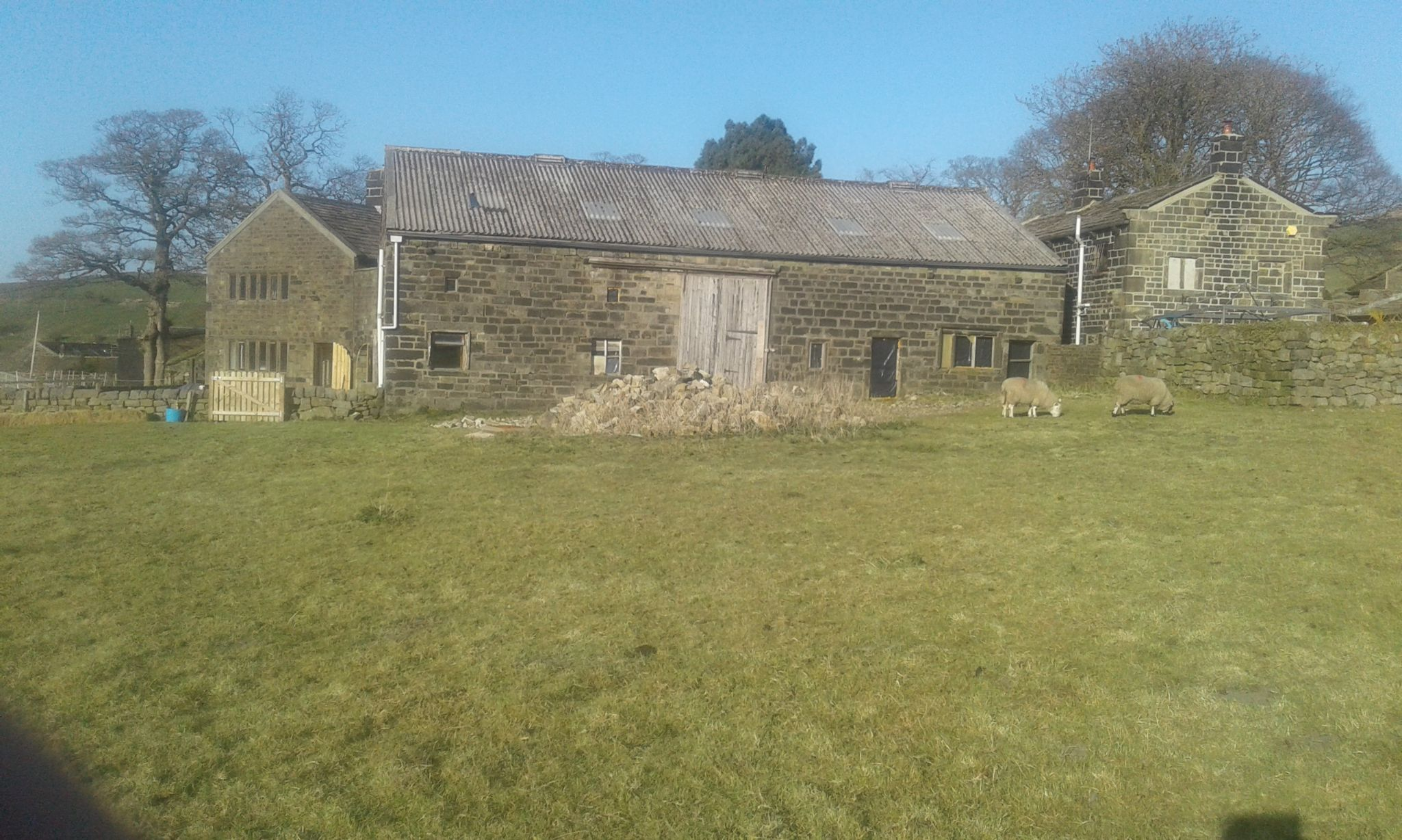 5 bedroom barn character property SSTC in Todmorden - Photograph 8