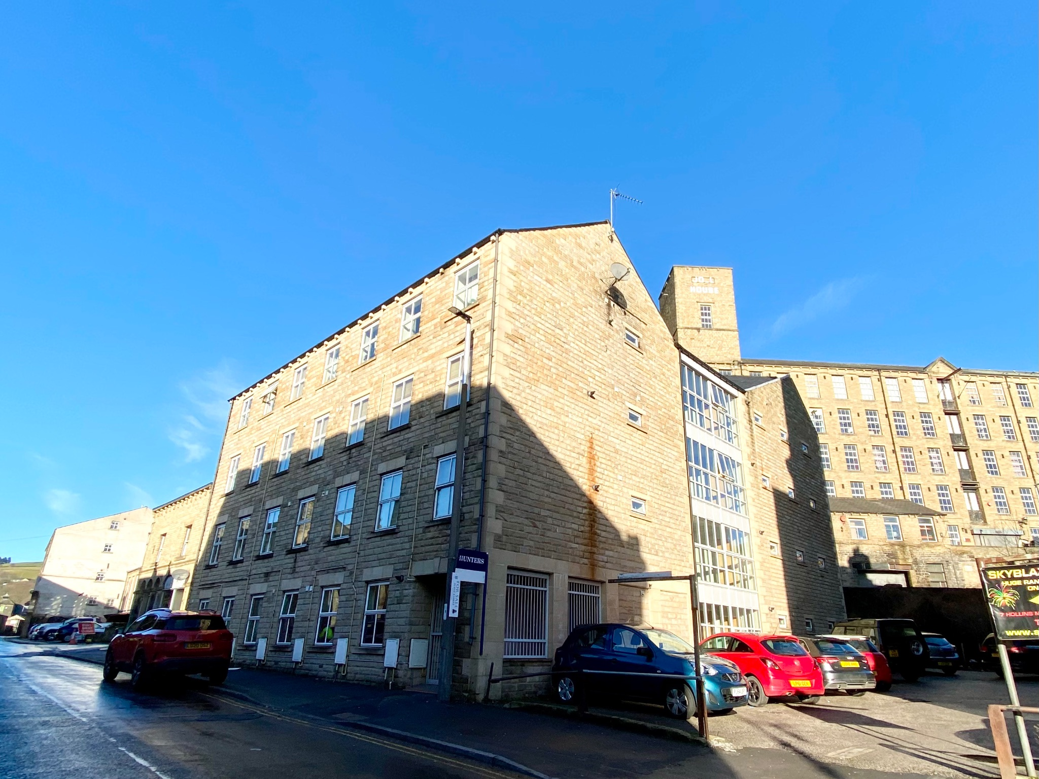 1 bedroom apartment flat/apartment To Let in Sowerby Bridge - Property photograph