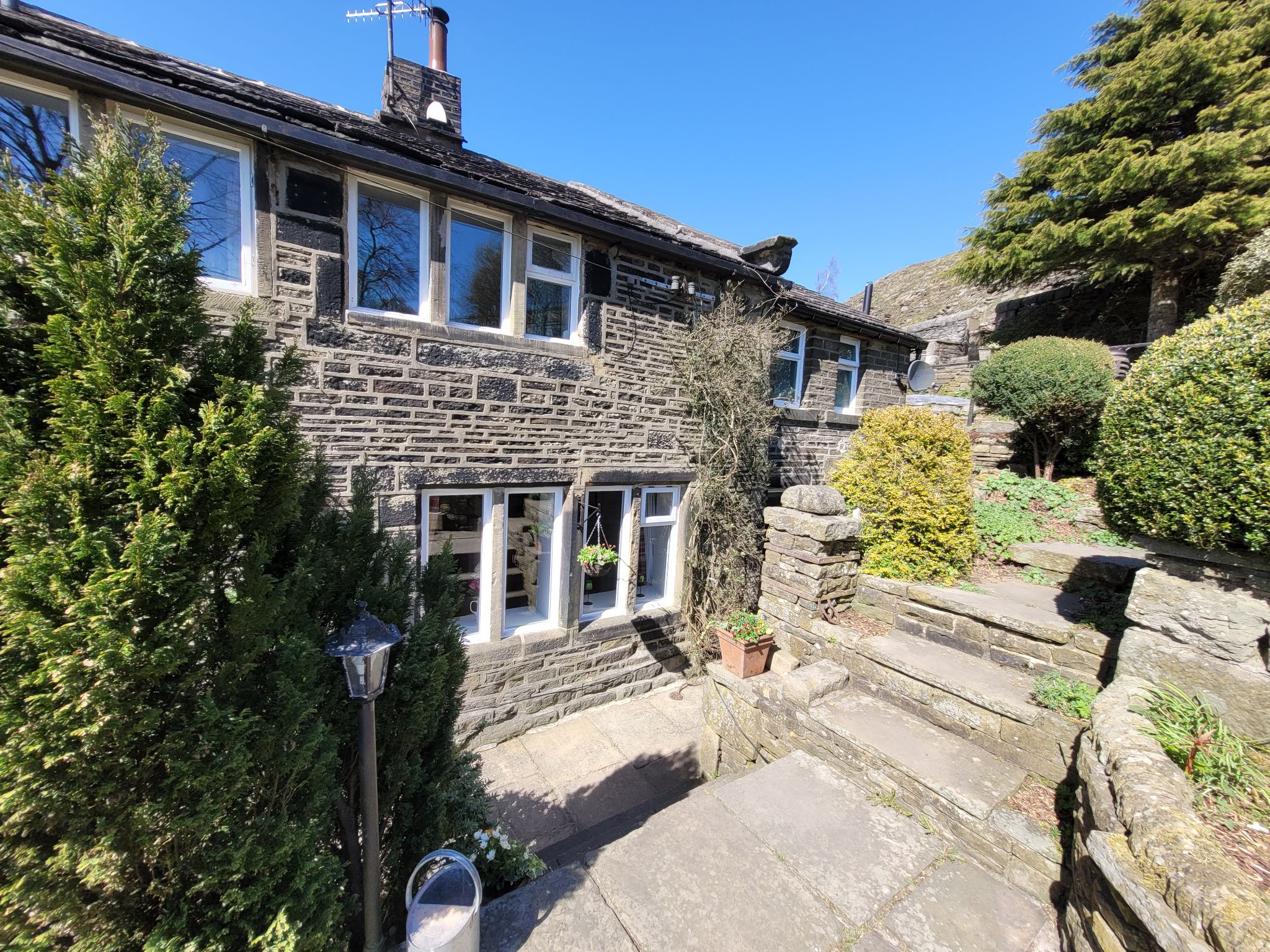 4 bedroom semi-detached house For Sale in Luddenden, Halifax - Photograph 43