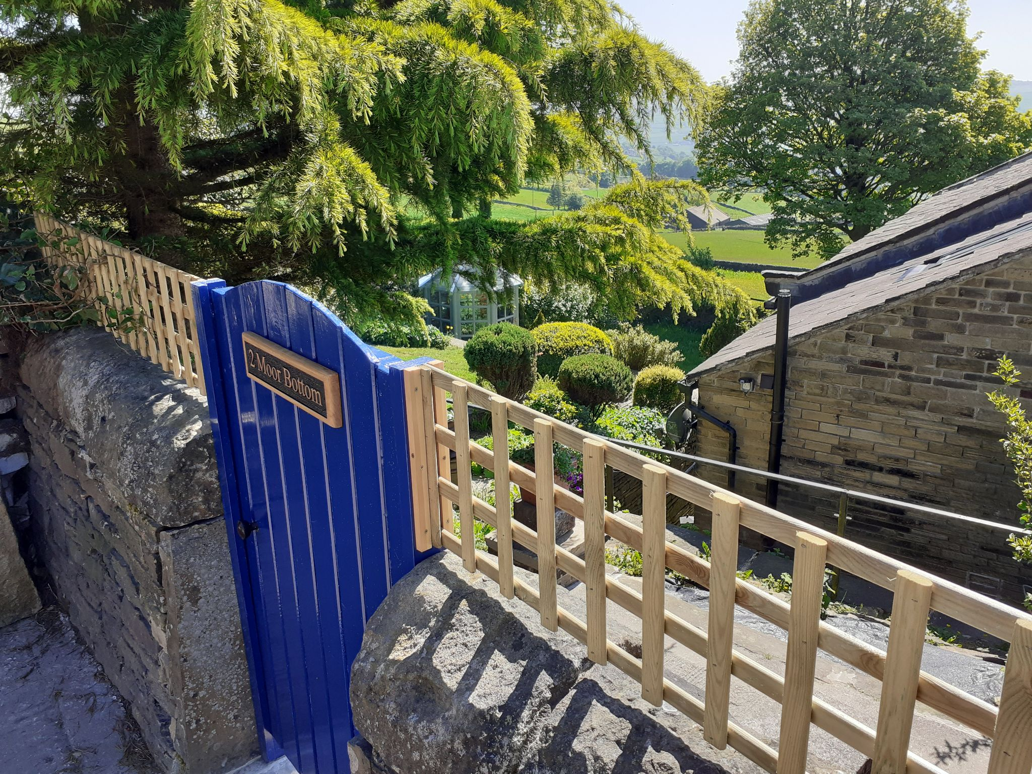 4 bedroom semi-detached house For Sale in Luddenden, Halifax - Photograph 47