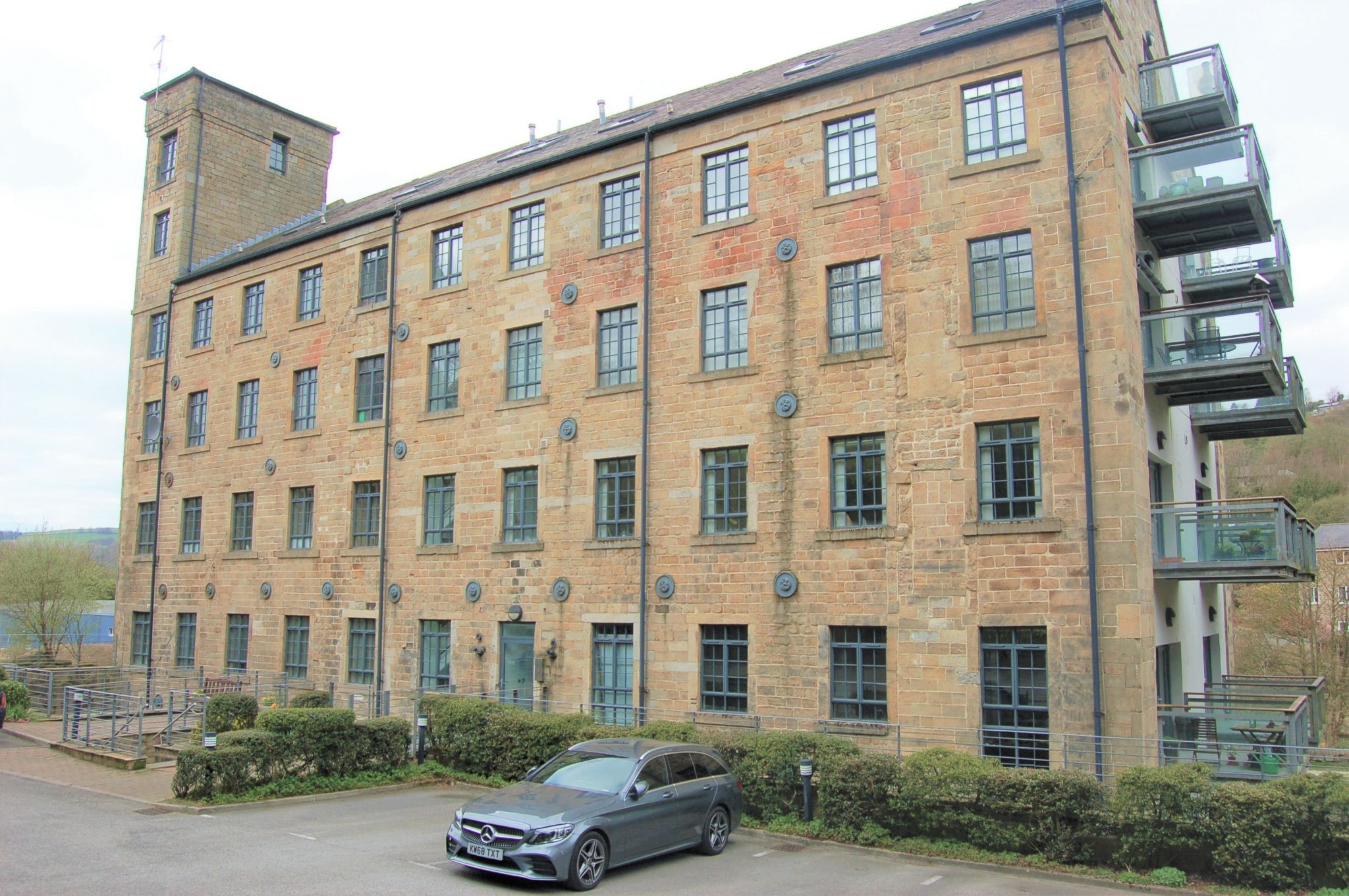 2 bedroom apartment flat/apartment Let Agreed in Todmorden - Property photograph