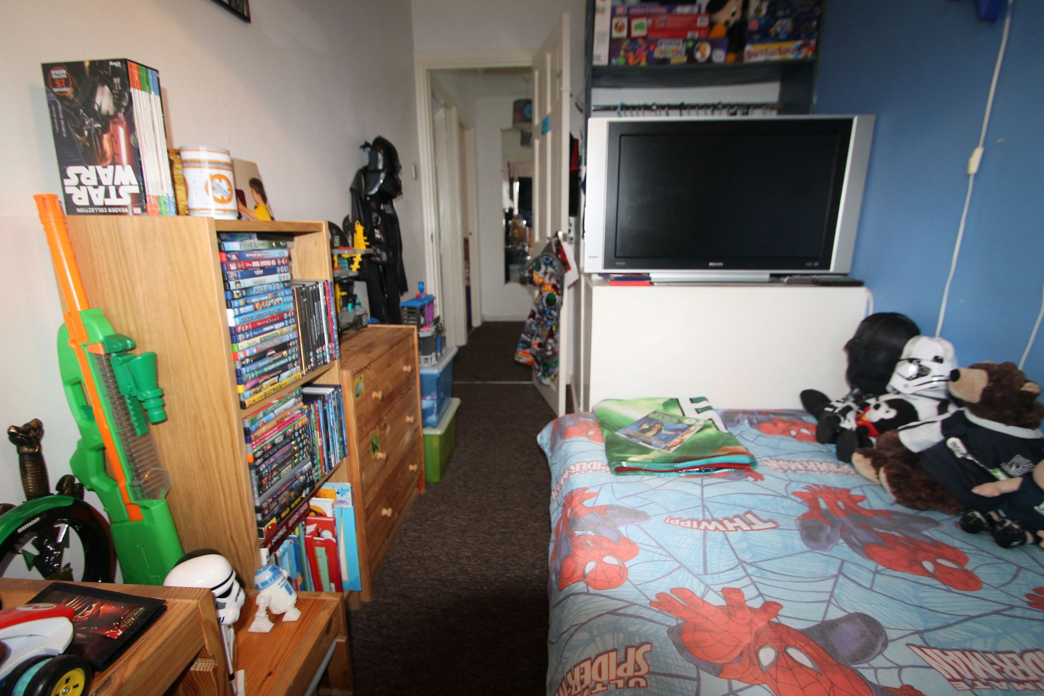 3 Bedroom Mid Terraced House For Sale - Bedroom 3