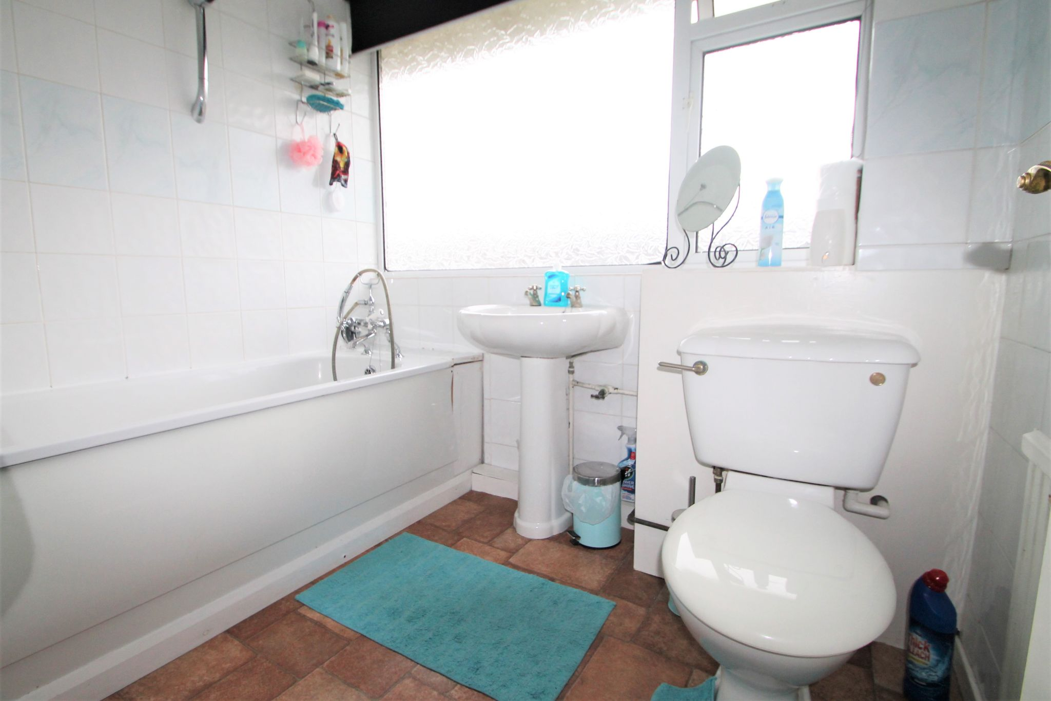 3 Bedroom Mid Terraced House For Sale - Bathroom