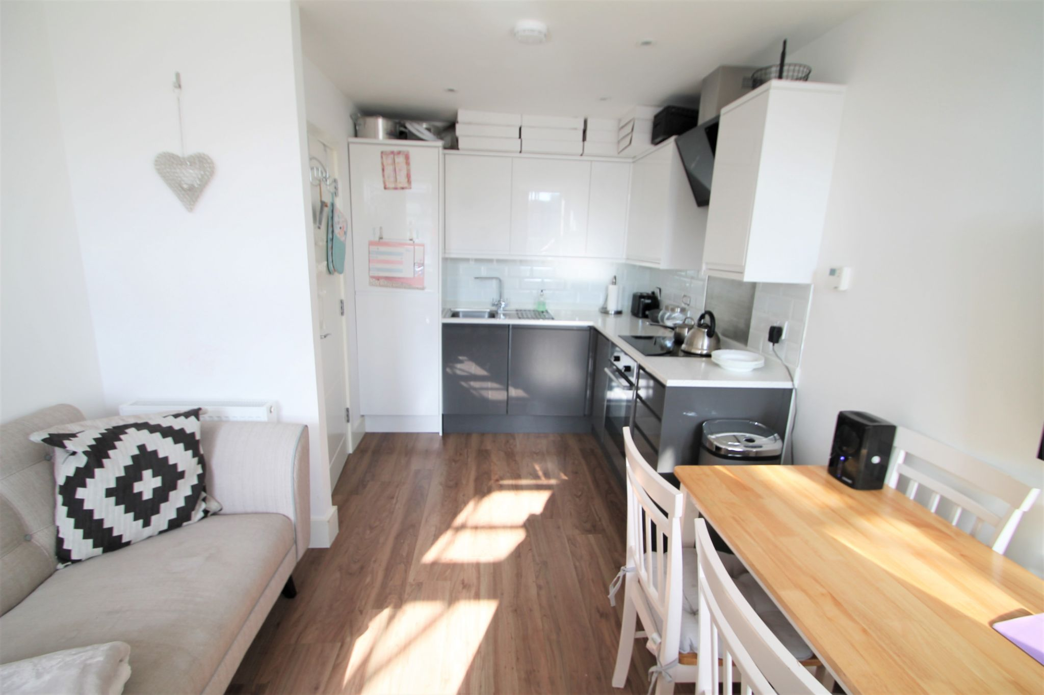 1 Bedroom Flat Flat/apartment For Sale - Lounge/ Kitchen