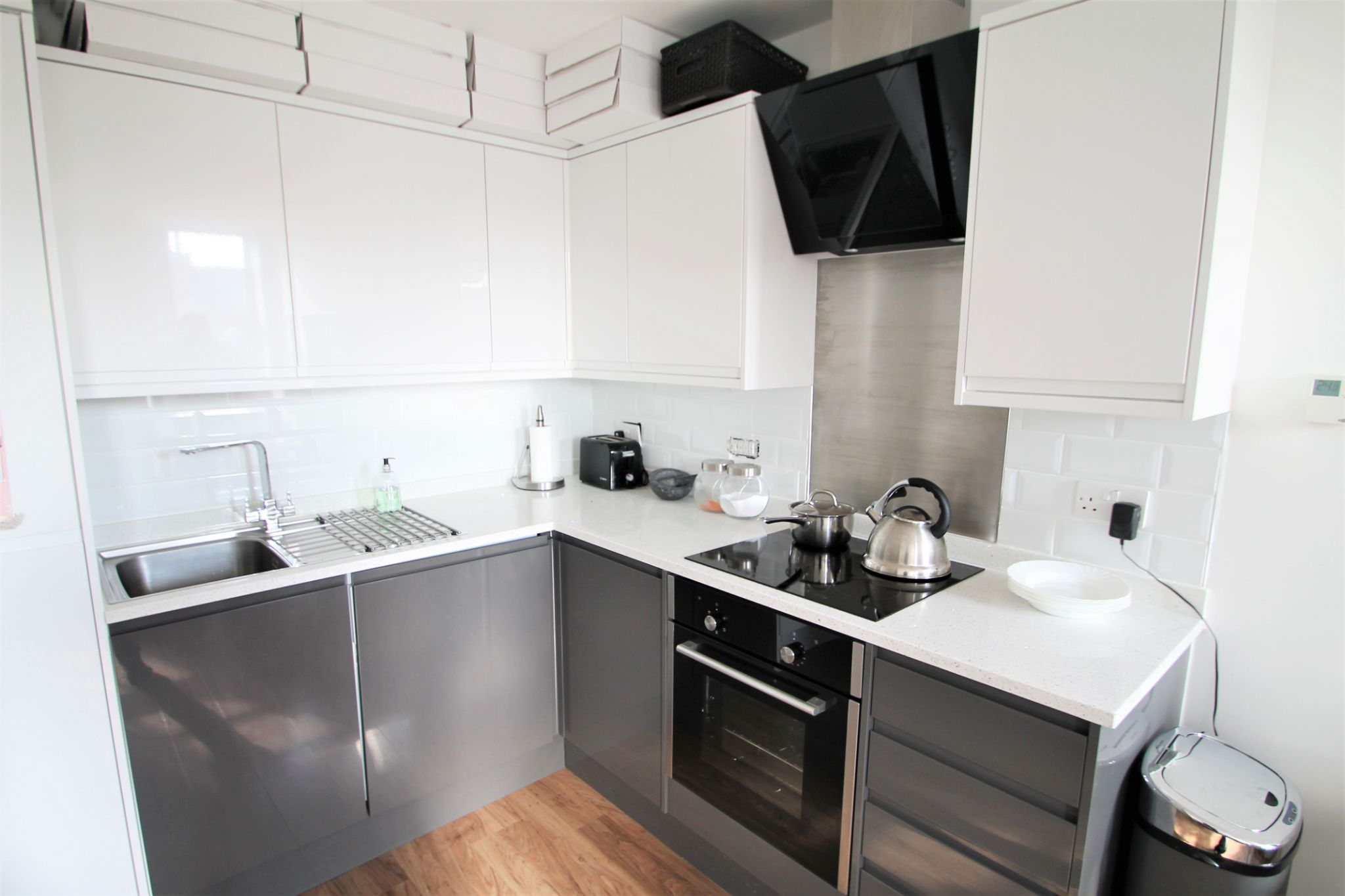 1 Bedroom Flat Flat/apartment For Sale - Kitchen