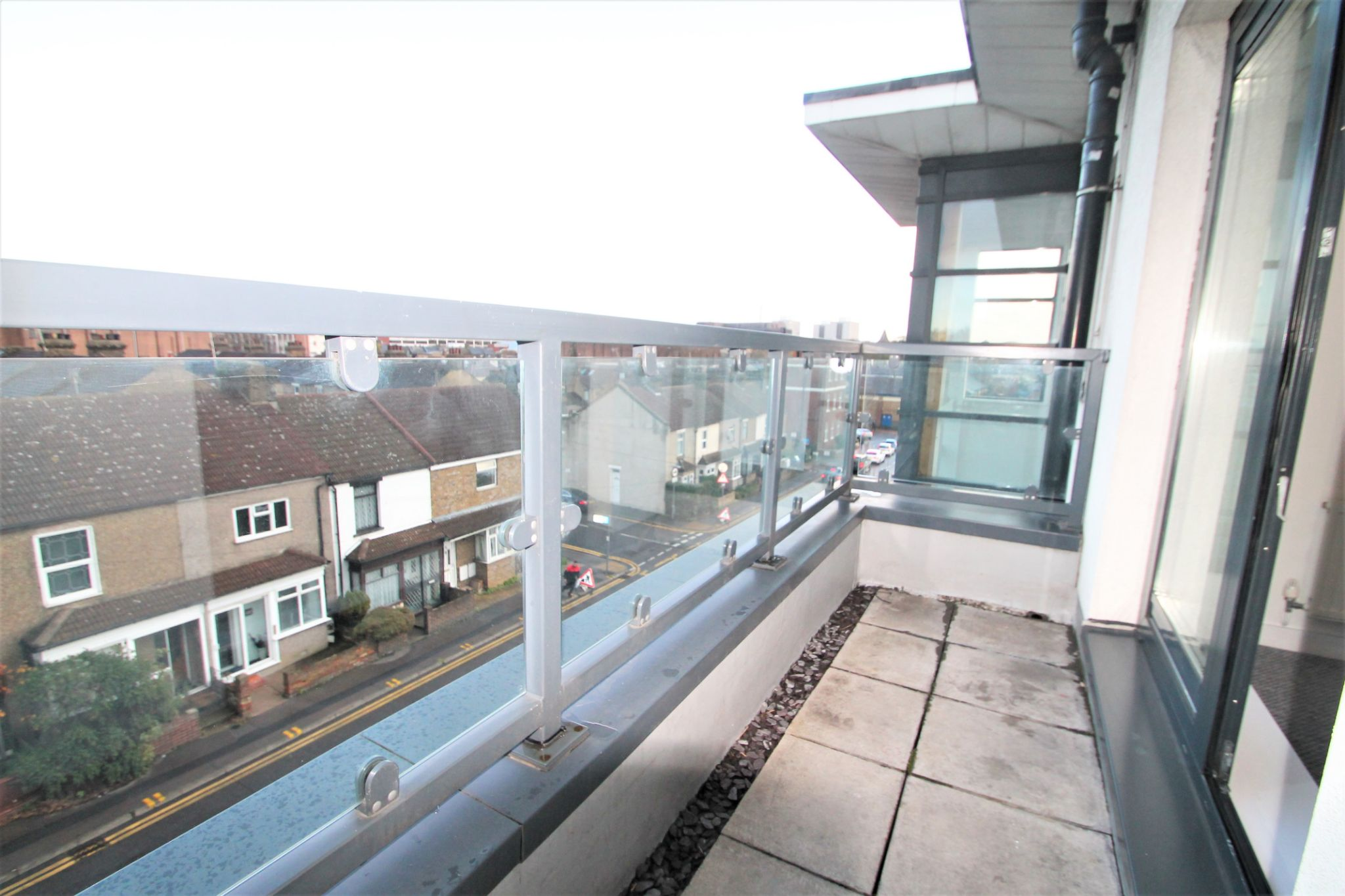 1 Bedroom Flat Flat/apartment For Sale - Balcony