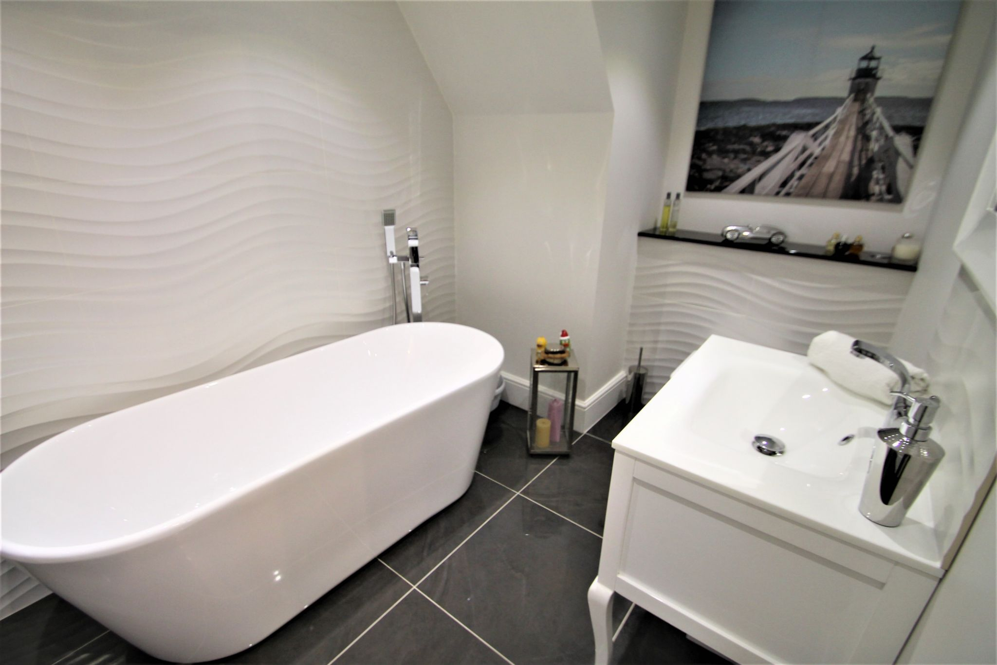 5 Bedroom Detached House For Sale - Bathroom
