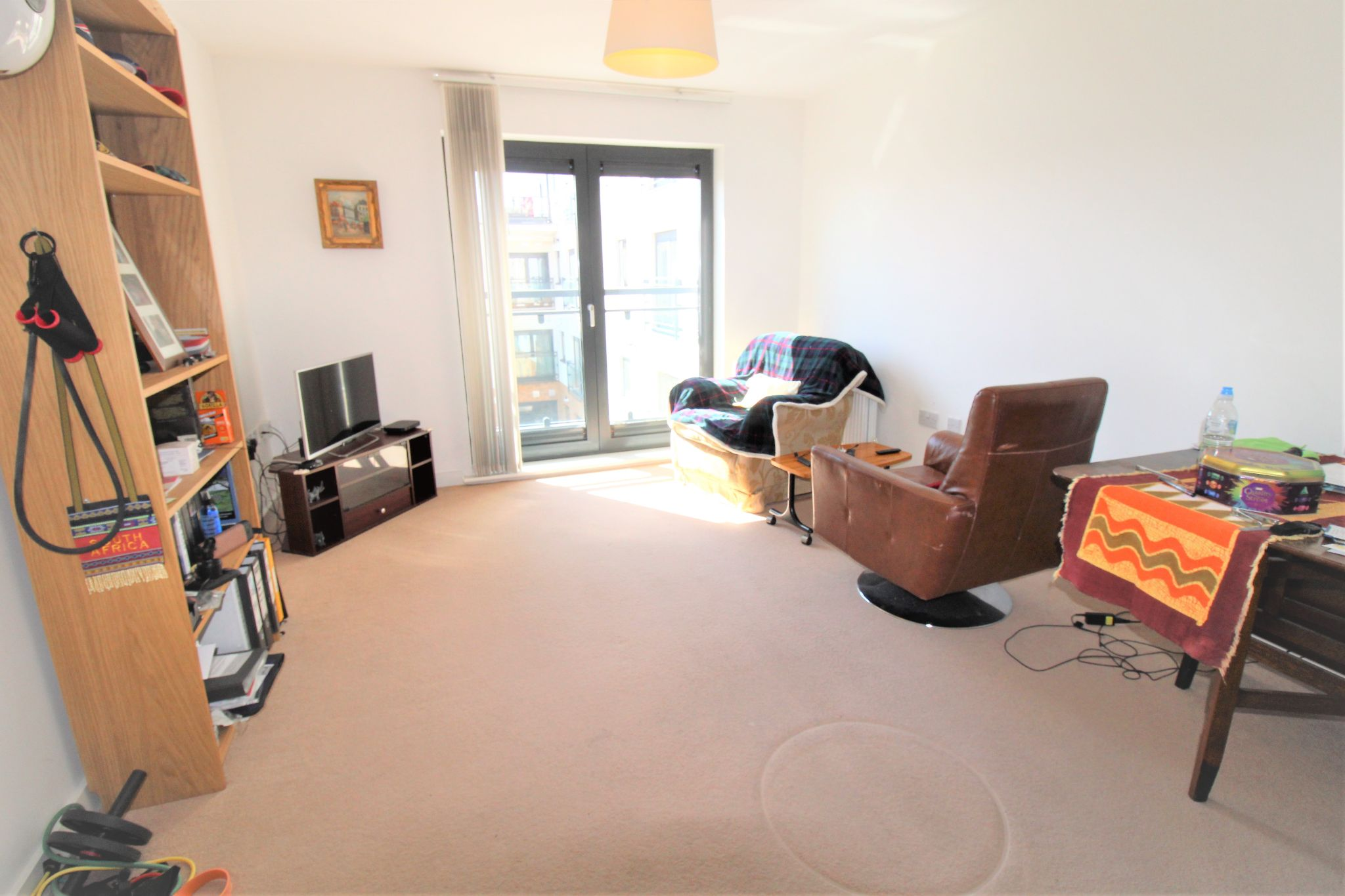 1 Bedroom Apartment Flat/apartment For Sale - Living room