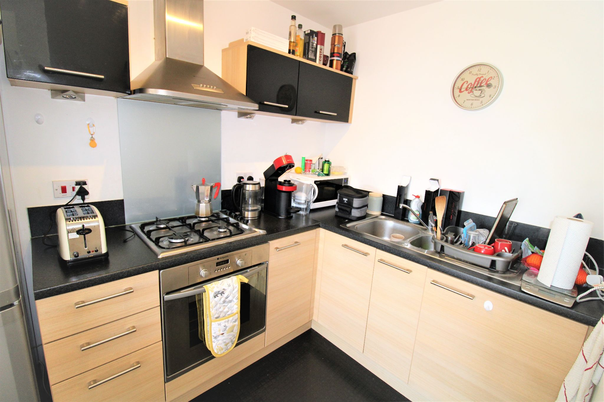 1 Bedroom Apartment Flat/apartment For Sale - Kitchen