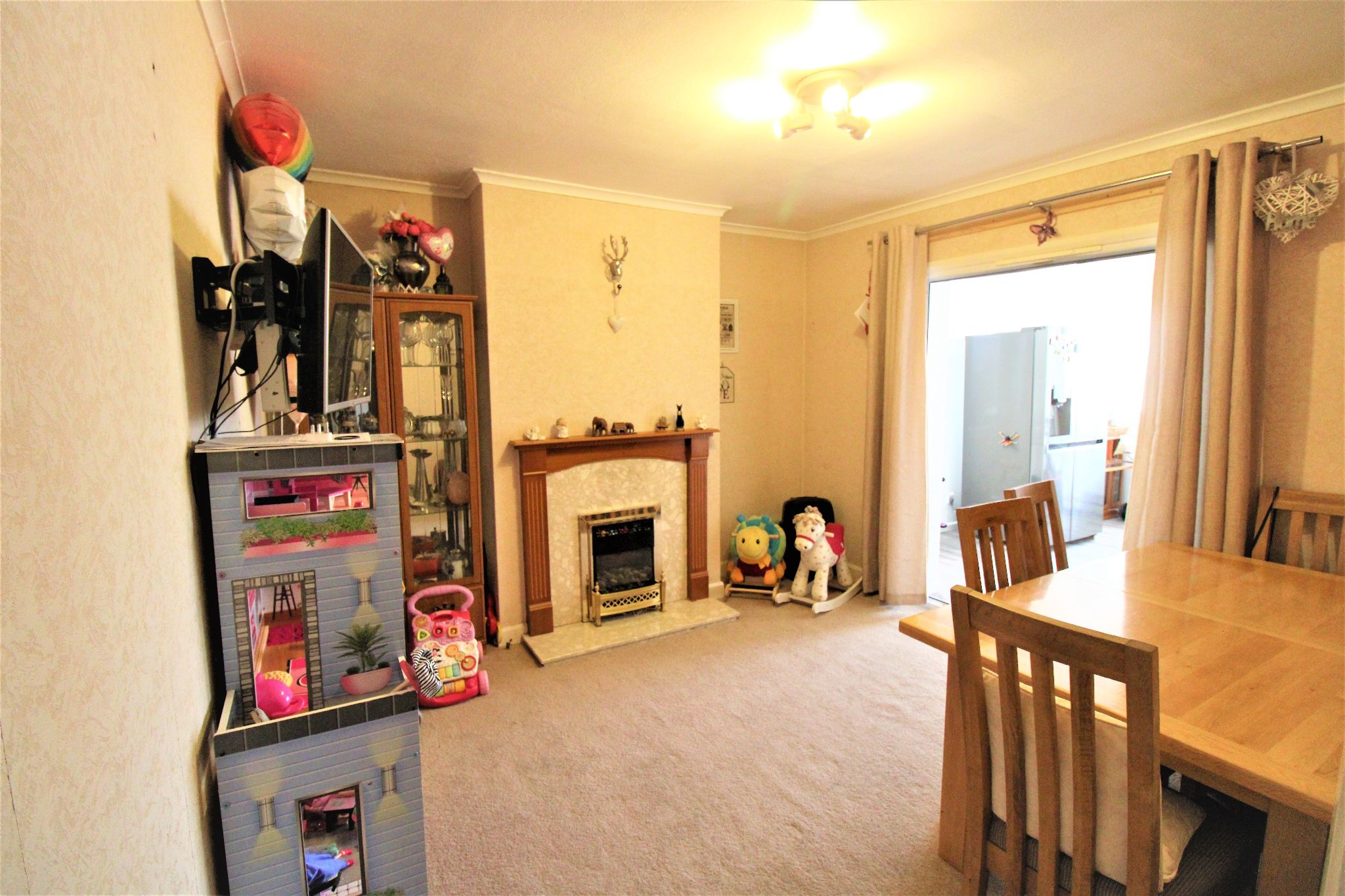 3 Bedroom Semi-detached House For Sale - Reception 2 /Dining Room