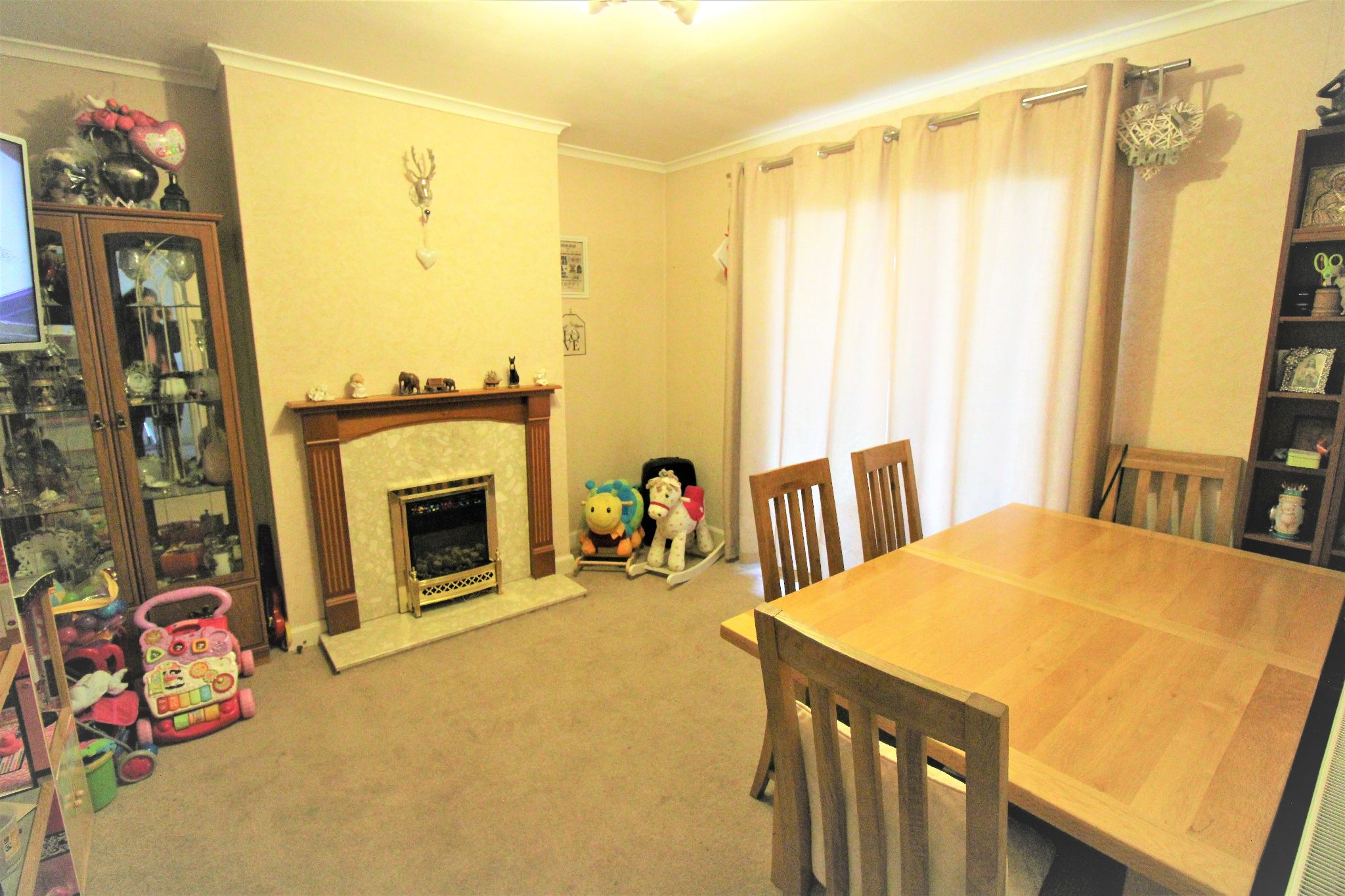 3 Bedroom Semi-detached House For Sale - Reception 2 / Dining room